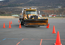 plow driving training