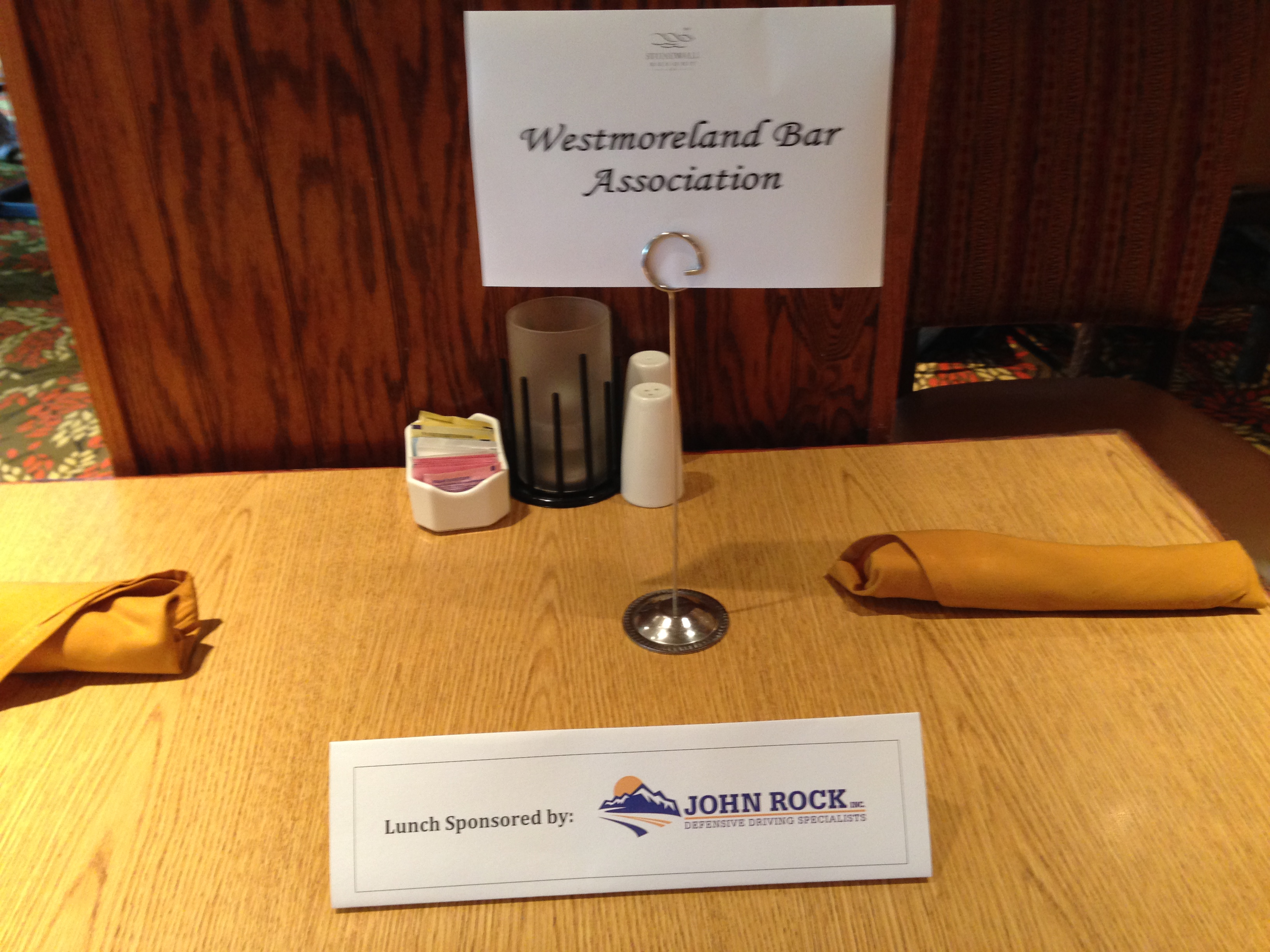 Westmoreland Bar Association