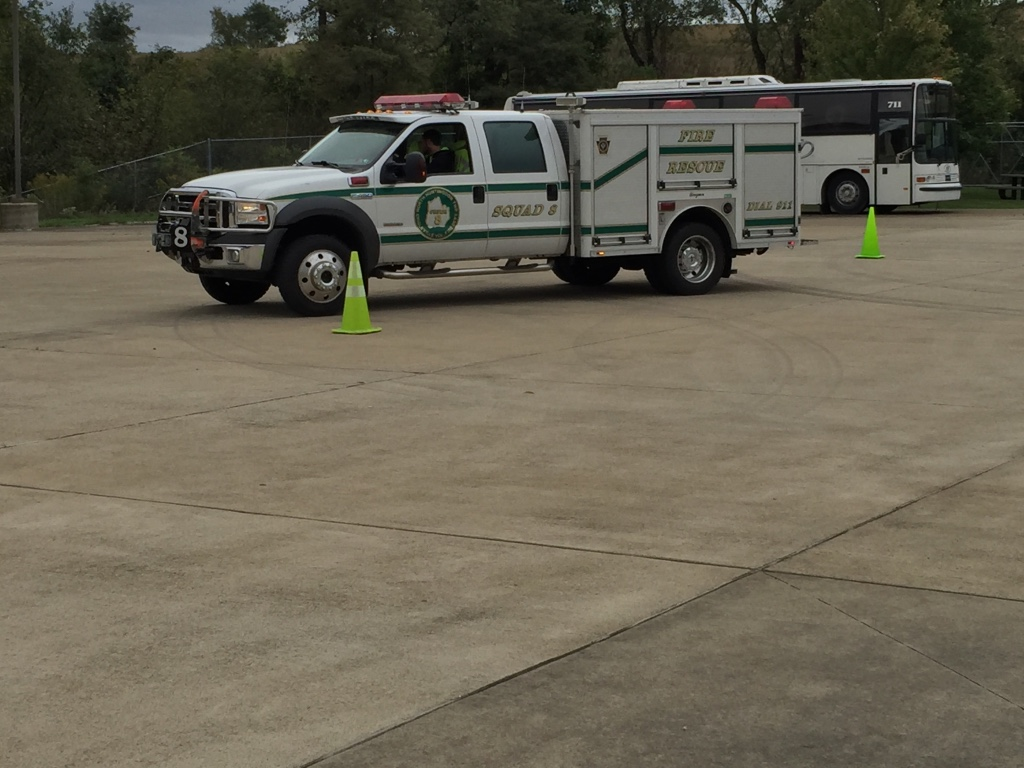 Emergency Vehicle Driver's Training (EVOC)
