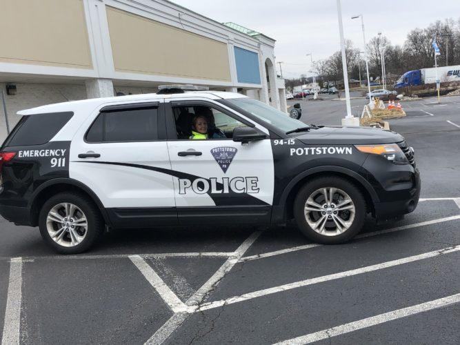 Pottstown PA Police & Public Works Training