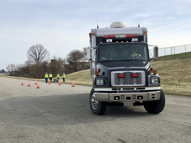 Obstacle Course Training for Unity Twp.